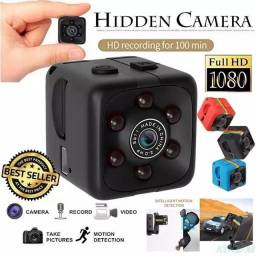 Mini Camera Espiã SQ11 Alta Definição