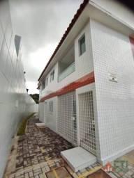 Apartamento com 2 dormitórios para alugar, 51 m² por R$ 1.300,00/mês - Cordeiro - Recife/P