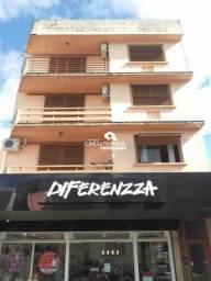 Apartamento para alugar com 1 dormitórios em Centro, Santa maria cod:9442