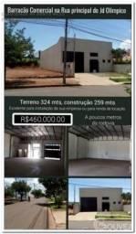 Galpão/depósito/armazém à venda em Jd olímpico, Maringá cod: *93