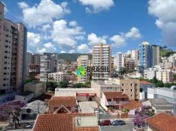 Apartamento com 3 dormitórios para alugar, 100 m² por R$ 1.900/mês - Centro - Poços de Cal