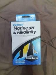 Utensílios para aquario marinho