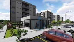 Apartamento com 2 dormitórios à venda, 91 m² por R$ 325.702,93 - Residencial Tarumã - Foz