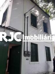 Casa à venda com 3 dormitórios em Grajaú, Rio de janeiro cod:MBCA30167