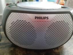 Rádio Philips Portátil