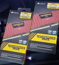 Memoria Ram de 16 GB de 2400MHz DDR4 da Corsair Lpx Vengeance