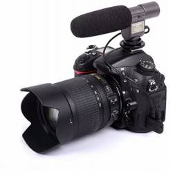 Microfone para filmagem SHENGGU SG 108