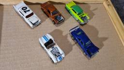 Lote Clássicos Hotwheels Revel Cars