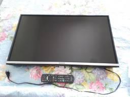 Smart TV Led HD Panasonic 32 polegadas - Usada