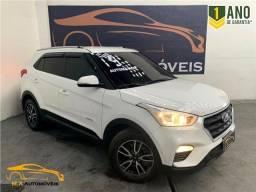 Novíssimo! Hyundai Creta 1.6 Flex Attitude Automático 2019 (+ pequena entrada)