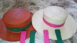 1 acessório /3cm para chapéu nas cores pink, verde, preta e vermelha e modelo abelilha!