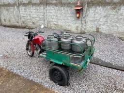 Vende-se Triciclo Dalcar 2017/2018