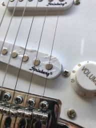 Guitarra Strinberg - Rose