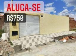 ALUGO, Casa com Pescina Arapiraca/Al