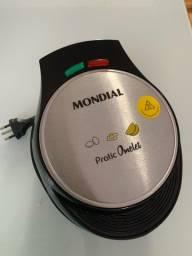 Omeleteira Elétrica Mondial Usada 1 vez!!!