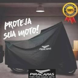 Promoção de Capa para Cobrir Motos Premium Piracapas