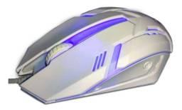 Título do anúncio: Mouse Gamer S1 1200 Dpi Com Leads Color USB - 10% OFF + Brinde em compras acima de R$150