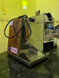 Ralador eletrico de milho e queijo