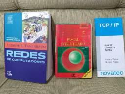 Redes de Computadores,  Pascal Estruturado, TCP/IP