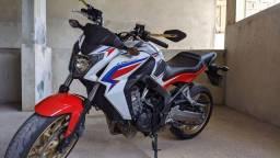 Honda CB 650f 2015 Tricolor