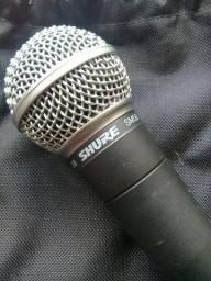 Microfone Shure SM58 - Original - Funcionando Perfeitamente