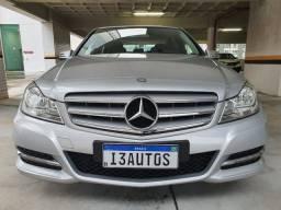 Título do anúncio: Mercedes c180 2012 único dono/ 65 mil km