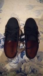 Sapato usado só uma vez