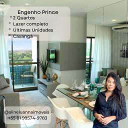 Título do anúncio: Andar alto - lazer completissimo - Padrão Pernambuco Construtora.