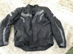 Blusa de motociclista