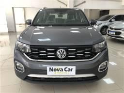 Volkswagen T-cross 2020 1.4 250 tsi total flex highline automático