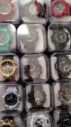 Relógios G-shock disponíveis