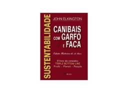"""Livro: """"Canibais de Garfo e Faca"""""""