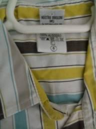 Camisa de Botão Kids