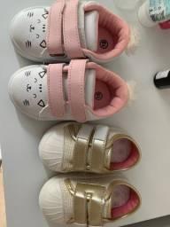 Kit sapatos