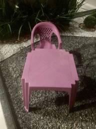 Infantil mesa