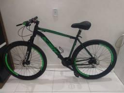 Título do anúncio: Bicicleta KSW Aro 29 Seminova