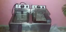 Vendo fritadeira elétrica