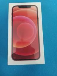 IPhone 12 novo e lacrado com caixa e nota fiscal