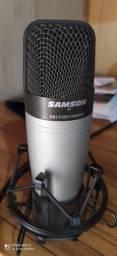 Microfone Condenser Samsom C01 Studio
