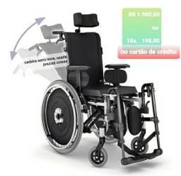 Cadeiras de rodas semi nova
