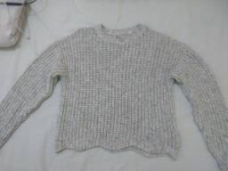 Blusa tricô
