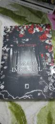 Livro Amada Imortal cate Tiernan