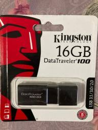 Pendrive Kingston 16gb