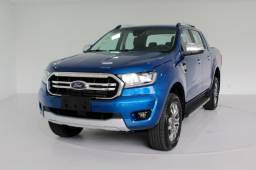 Ford Ranger 3.2 Limited 4x4 CD Turbo Diesel 4P Automático 6M Azul