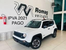 RENEGADE 2021/2021 1.8 16V FLEX STD 4P AUTOMÁTICO