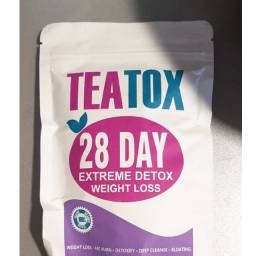 Chá 28 Dias - importado original nova linha tea tox