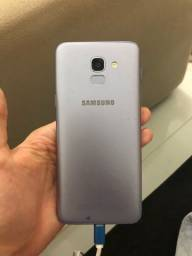 J6 Samsung Usado (Leia a descrição)