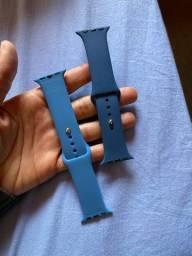 Pulseiras Apple Watch azuis