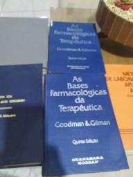 Livros sobre medicina