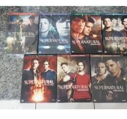Supernatural 1 ao 7 dvd